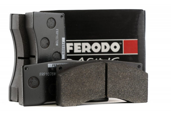 Image of Ferodo GT PP Front Brake Pads