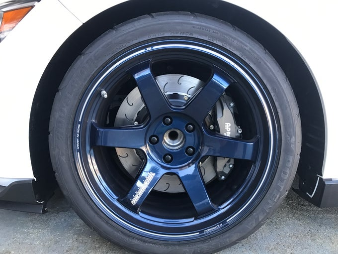 Image of Essex Designed 15+ GT350 AP Racing Big Brake Kit