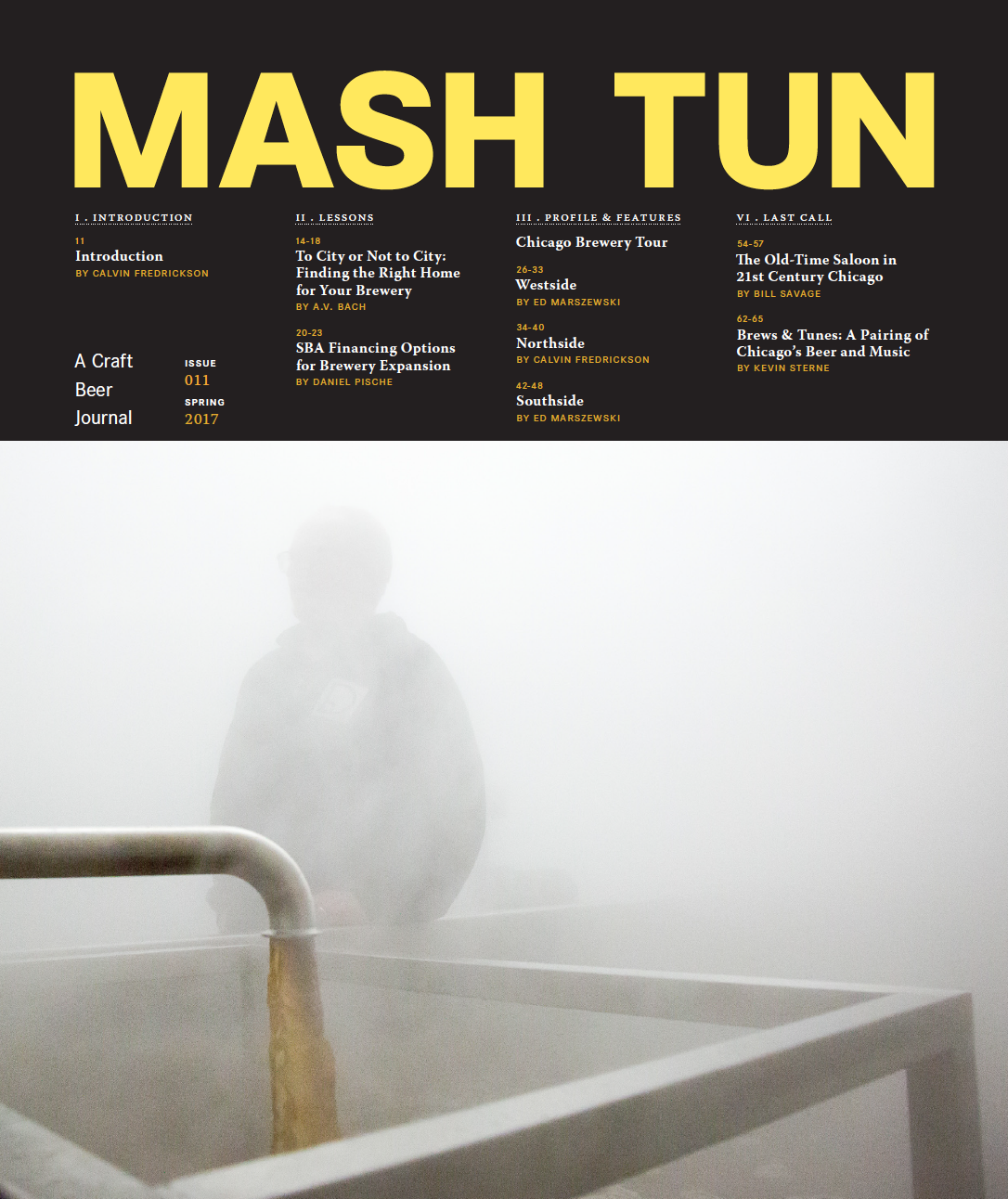 Mash Tun Journal #11
