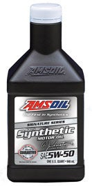 Image of Amsoil 5w-50