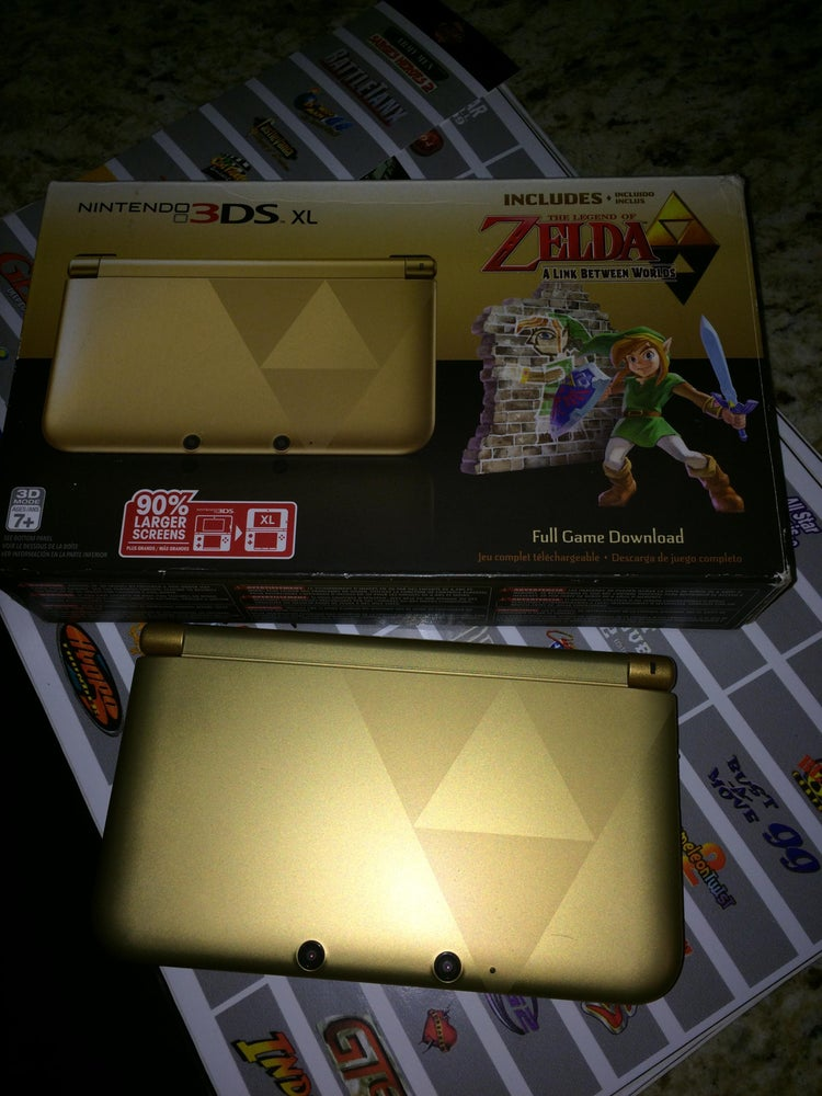 Image of Download Zelda Link Between Worlds