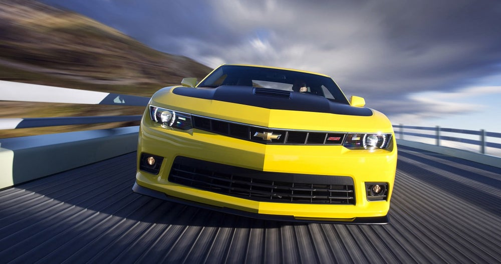 Image of 2010 Chevrolet Camaro Brochure Download