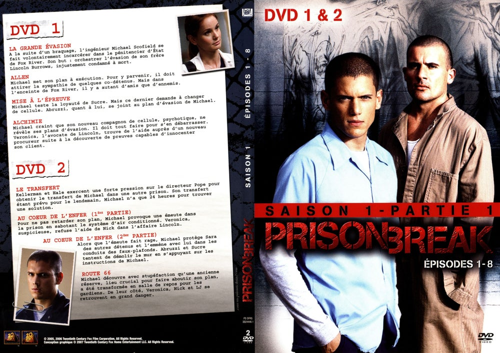 Prison Break Season 3 Episode 1 Download Free