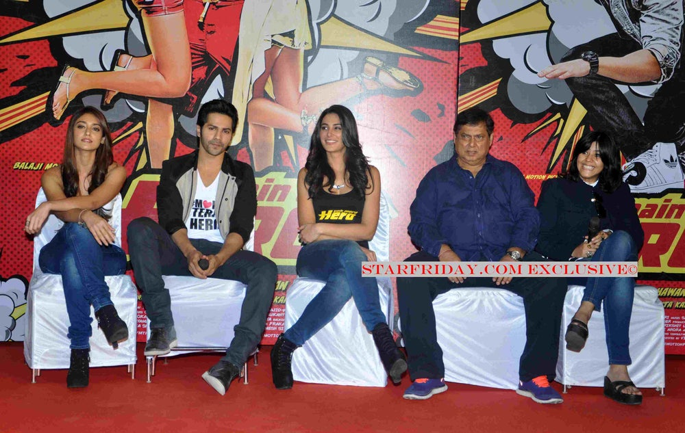 Image of Main Tera Hero Video Songs Download For Free