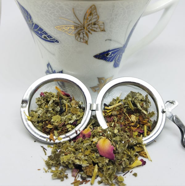 Image of All Blended Loose Teas       (teas listed in drop down)