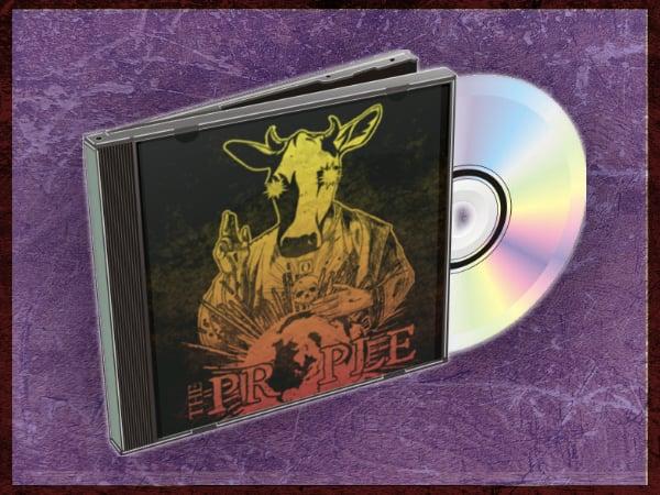 """Image of """"REVENGE"""" Full-Length CD"""