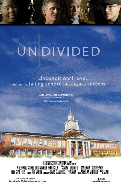 Image of UnDivided DVD