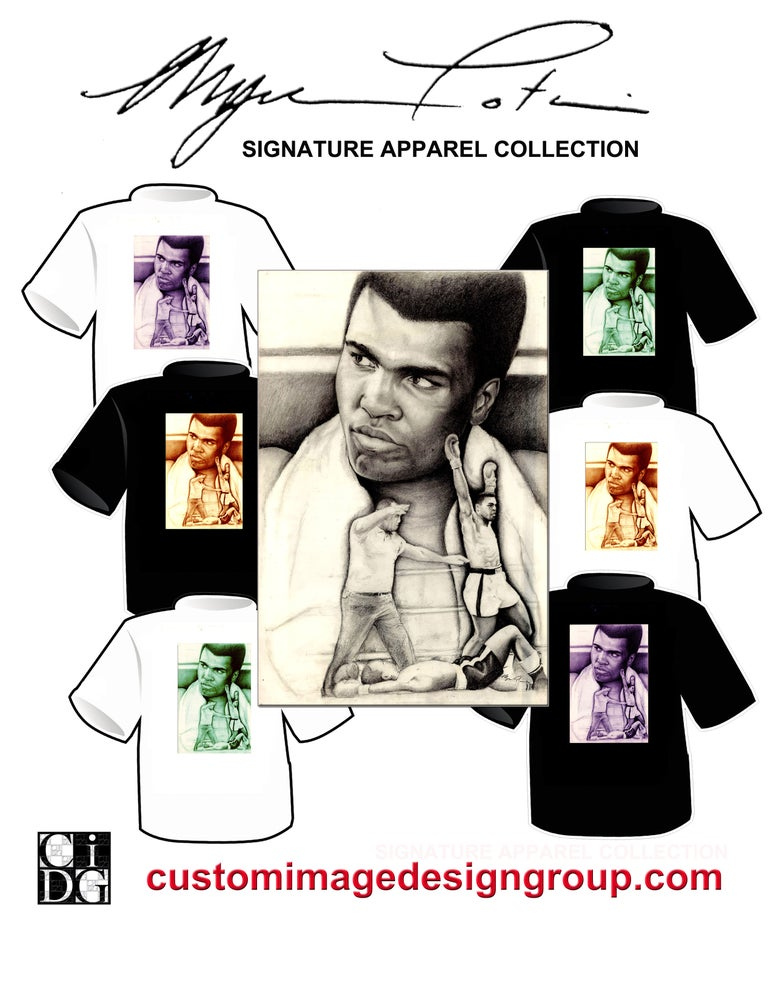 Image of Muhammad Ali - The Look