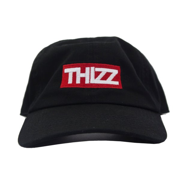 Image of THIZZ LOGO - DAD HAT