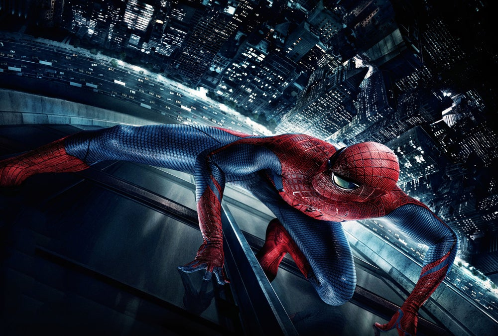 Image of The Amazing Spider Man 4 Movie 2012 Download