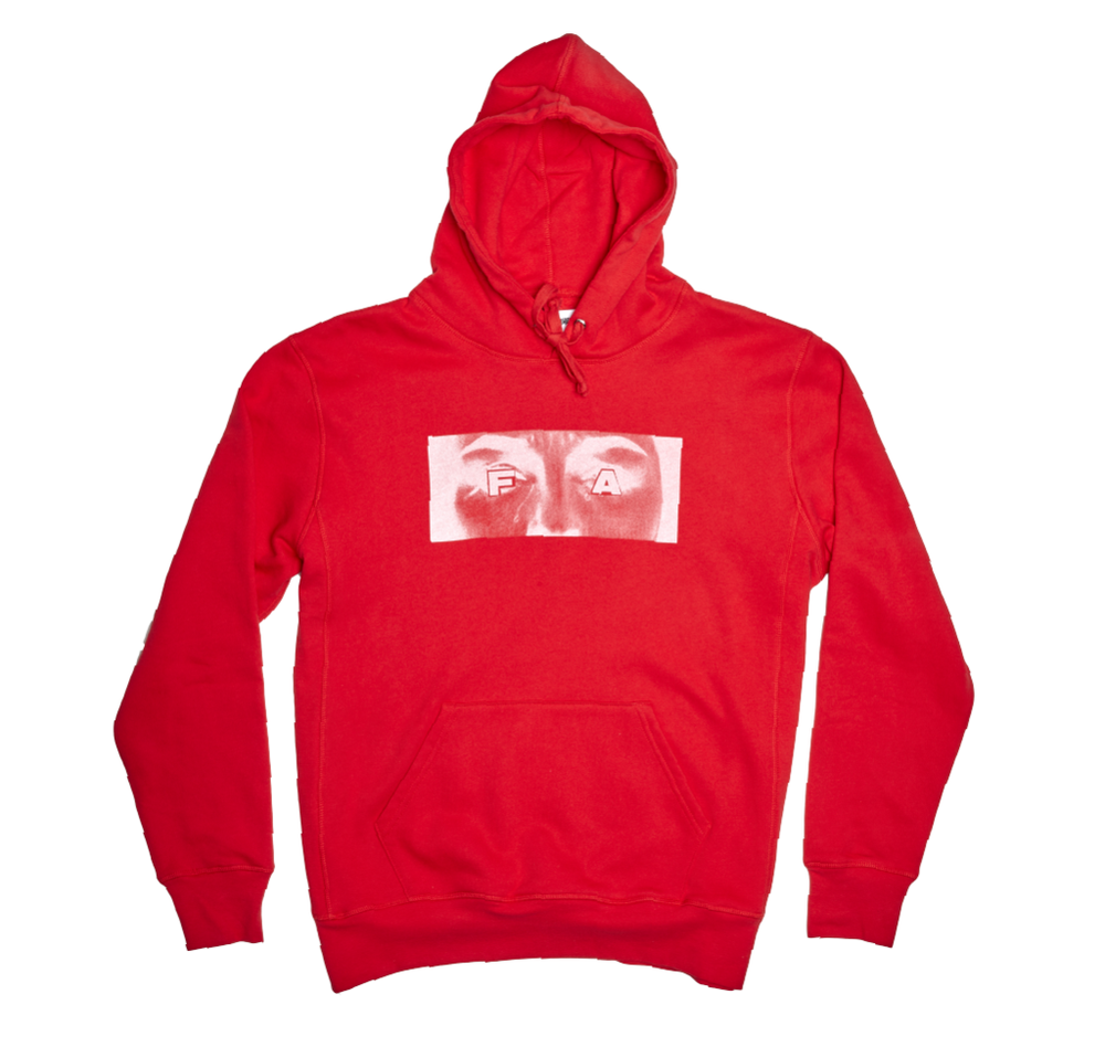 Image of FUCKING AWESOME EYES HOODIE