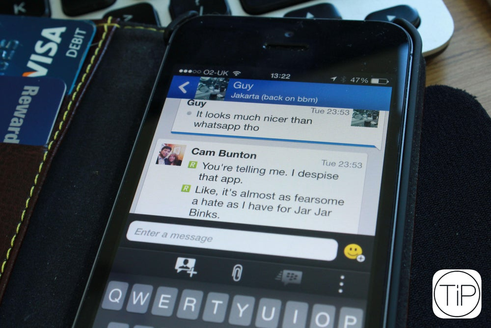 Image of Download Whatsapp For Bb Curve 8520