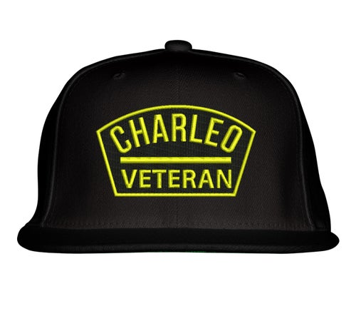 Image of NEW!!! The Original Charleo Veteran Snapback (CLICK FOR MORE COLORS!!!)