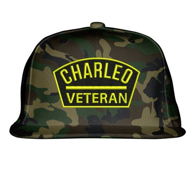 Image of The Original Charleo Veteran Snapback (CLICK FOR MORE COLORS!!!)