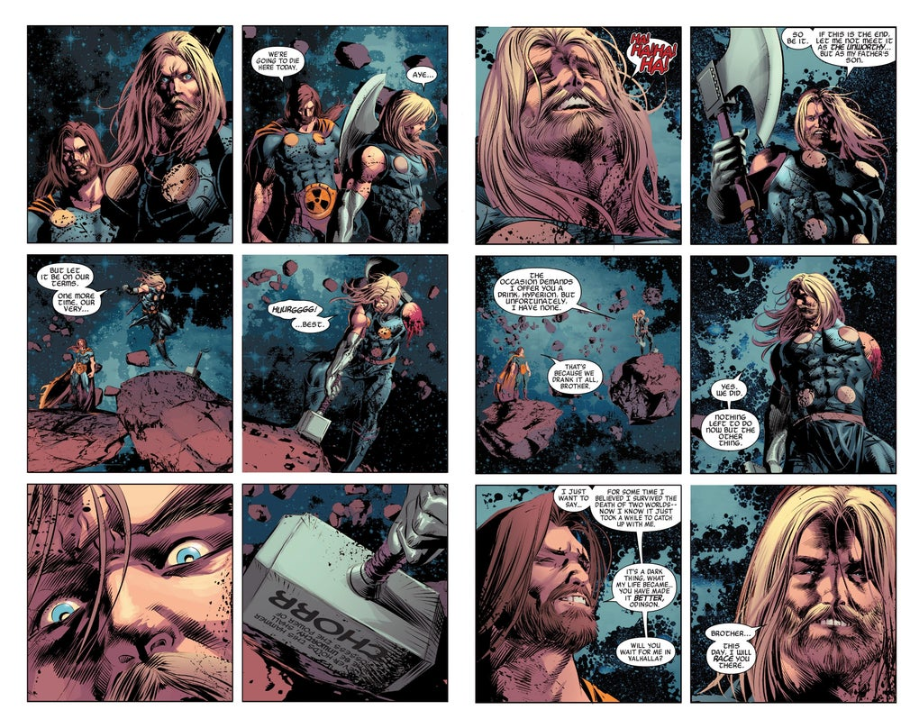 Image of Dark Avengers Comics Free Download