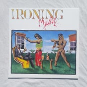Image of Ironing Music - s/t LP