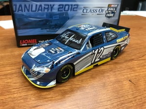 Image of 2012 Glen Wood Diecast