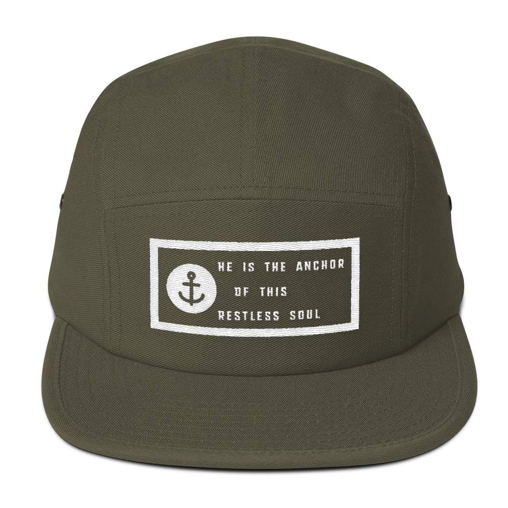 Image of Anchor 5-Panel Hat