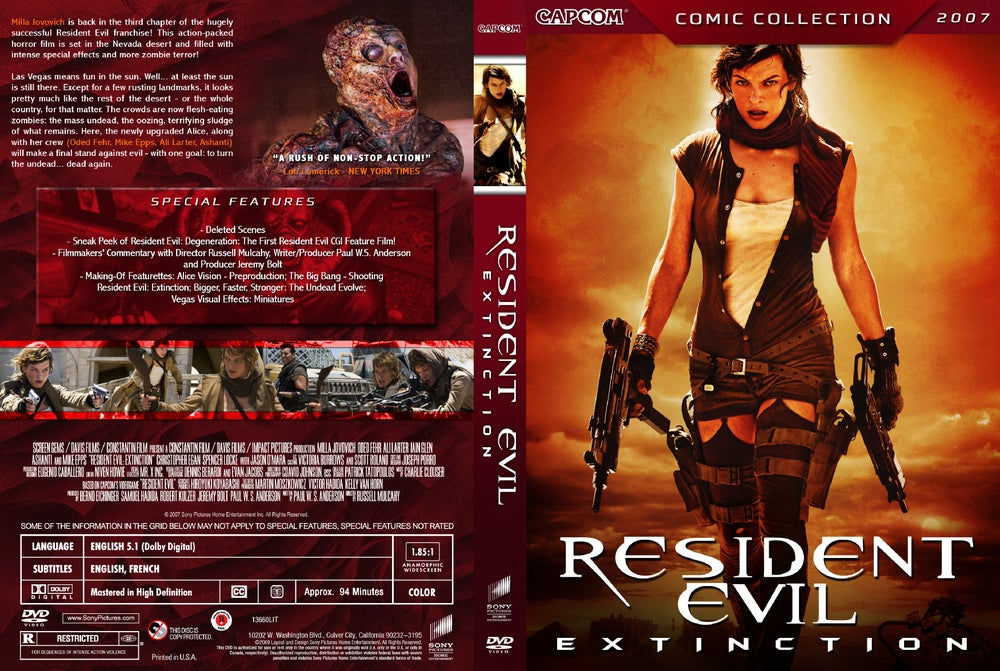 Image of Download Resident Evil 3 Movie