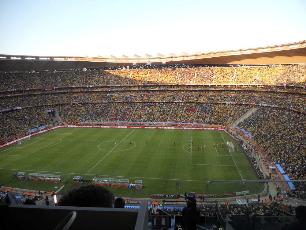 Image of 2010 Fifa World Cup South Africa Game Pc Download