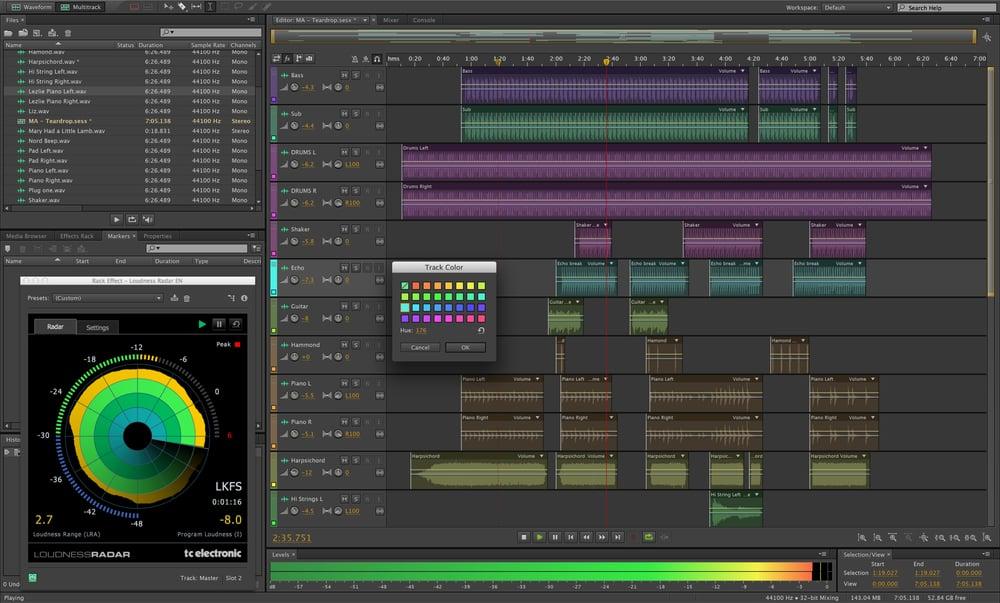 Elements+ Demo screenshot