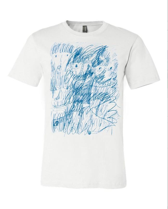 Image of Blue Savannah T-Shirt, 2017