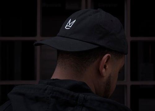 Image of Crown Logo 6-Panel Hat