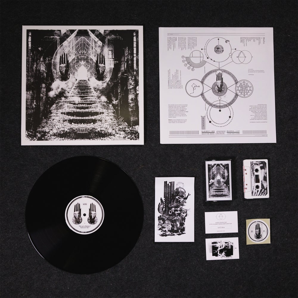 Image of MUDRA LP 12""