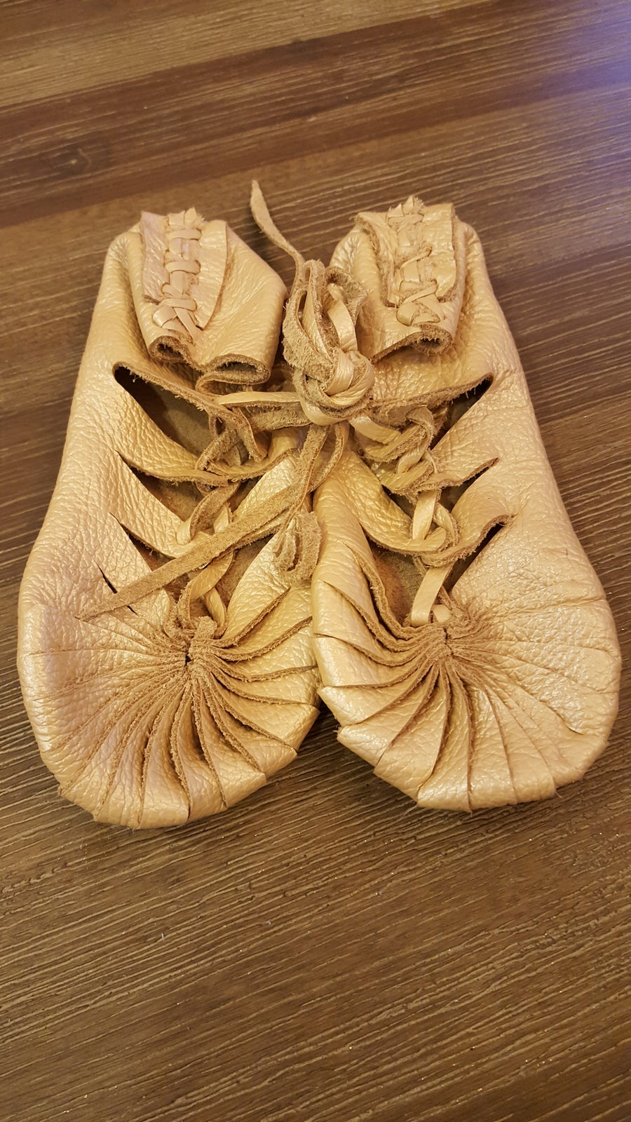 Image of 7 inch - Toddler Moccasins