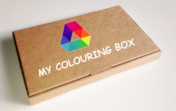 Image of 3 Month My Colouring Box Subscription (Save £5)