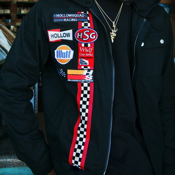 HOLLOW SQUAD x SEAN KELLY RACE JACKET - Sean + Kelly