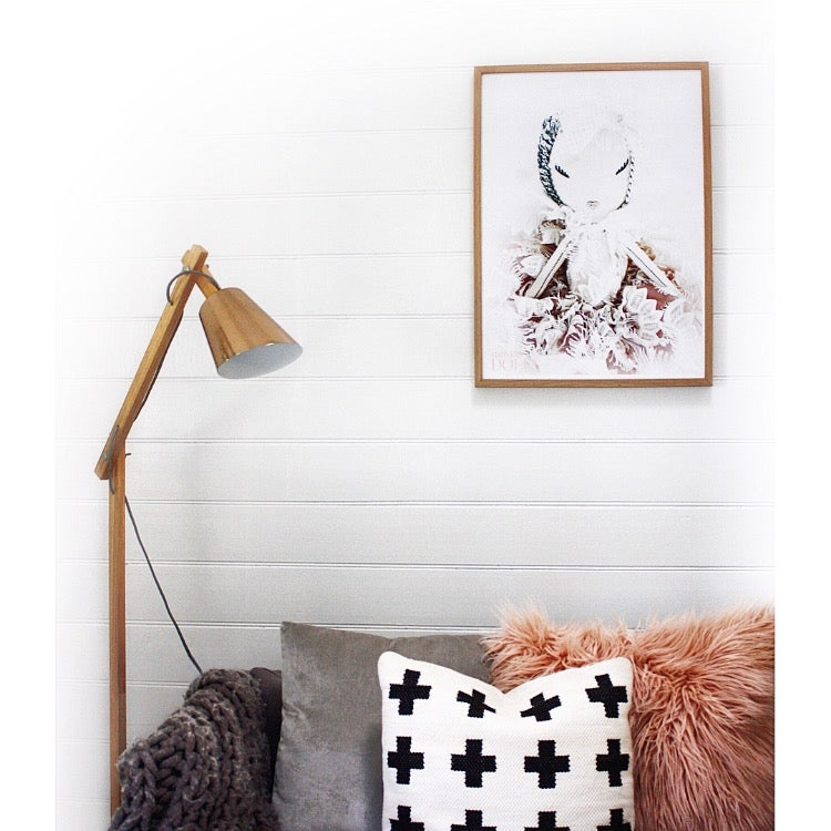 Image of DOLL DéCOR // WALL ART - Maven Perry