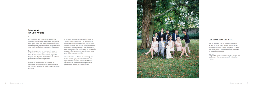 Image of PDF / Faire poser un groupe