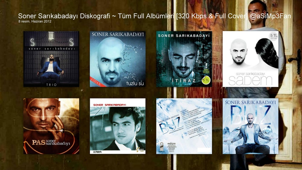 Image of Soner S Kabadayi Pas Mp3 Download