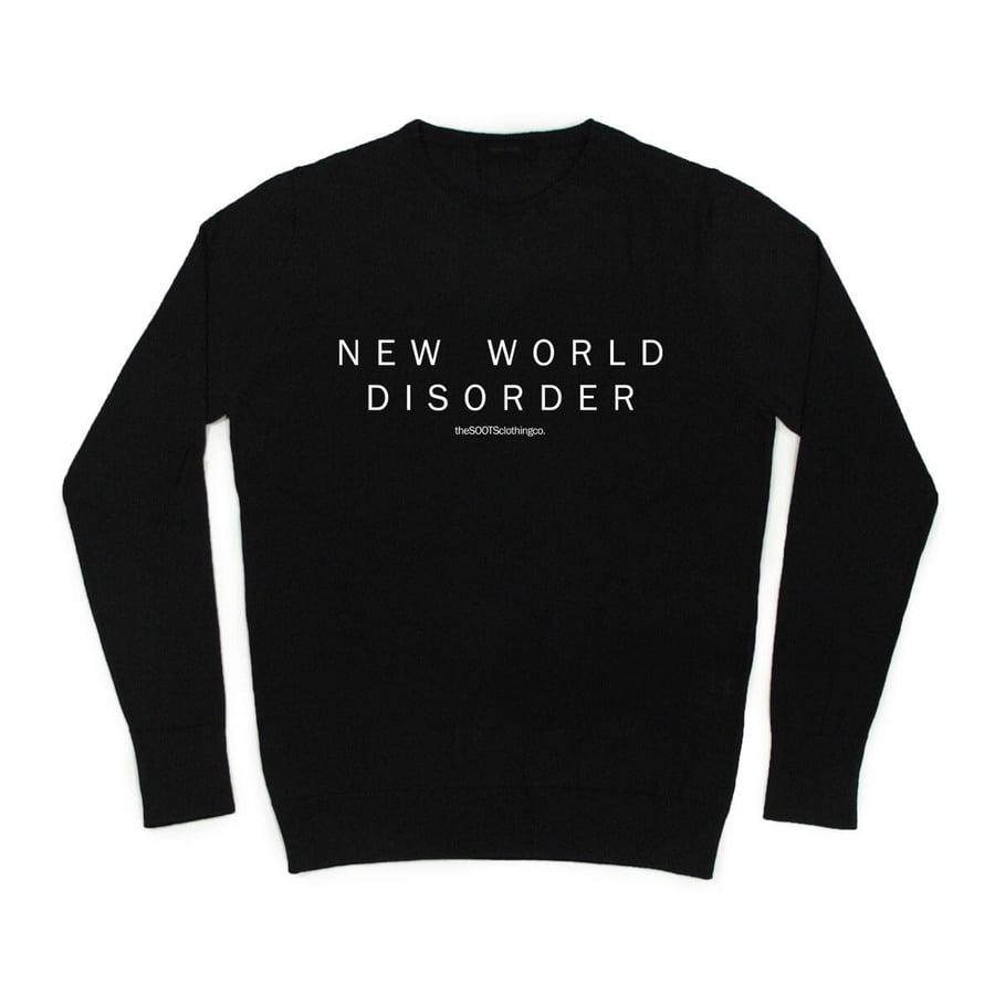 Image of *NEW* New World Disorder Sweat
