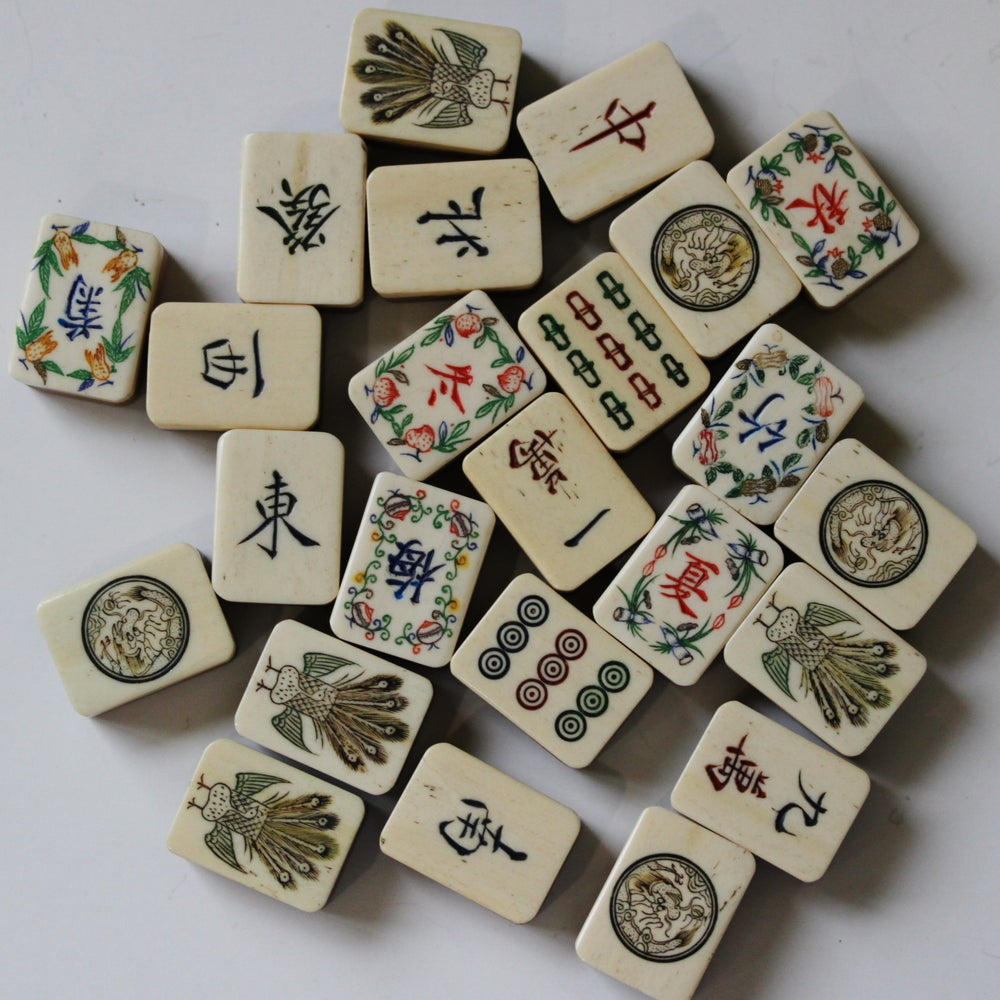 Image of Mahjong Games Online No Download