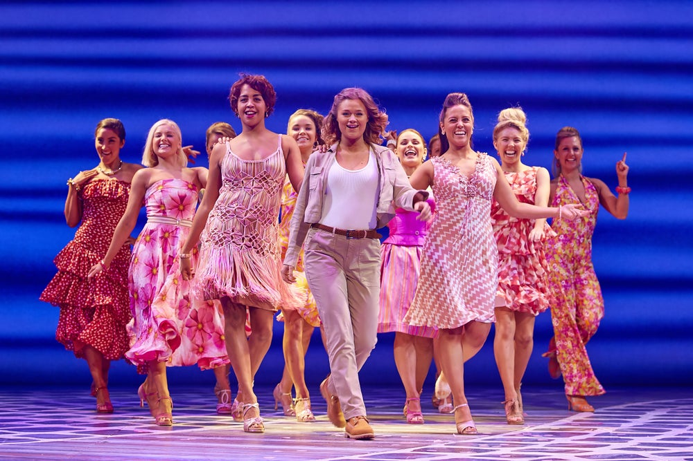 Image of Mamma Mia Film Free Download