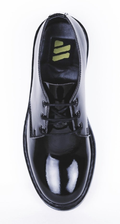 Image of Tuatara - All Black Patent