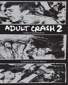 Image of ADULT CRASH 2 Book/7""