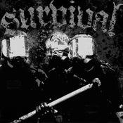 Image of SURVIVAL - s/t 7""
