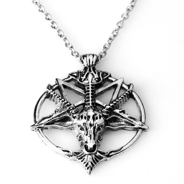 Image of The Goat Pendant