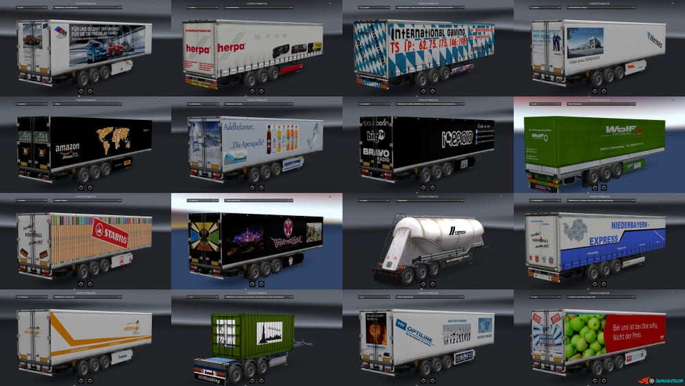 Image of Euro Truck Simulator 2 Demo Download Pc