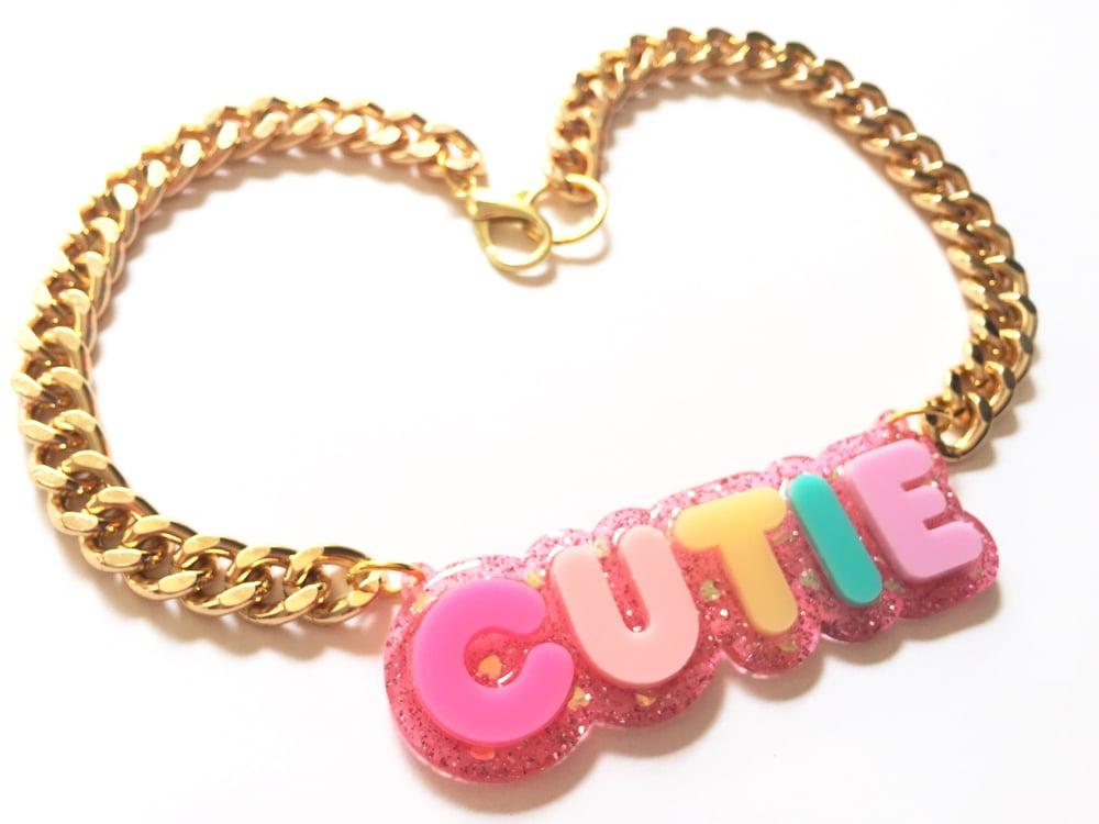 Image of Cutie Necklace