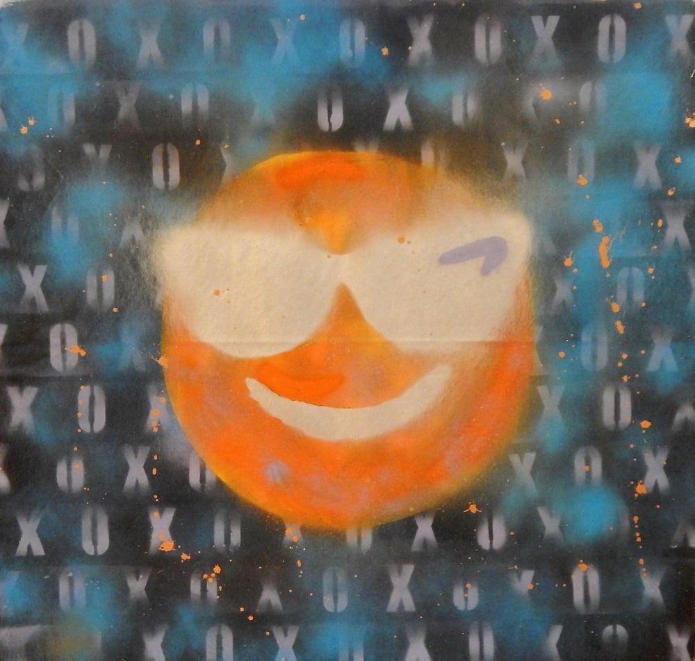Image of Pop Art No. 22 - Smile