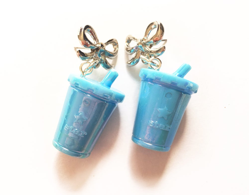 Image of Bubbly Soda Pop Earrings