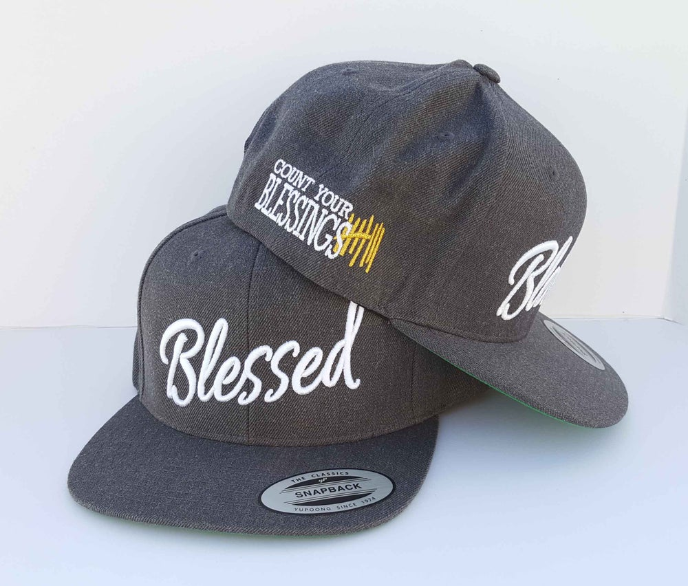 Image of Blessed - Classic Snapback