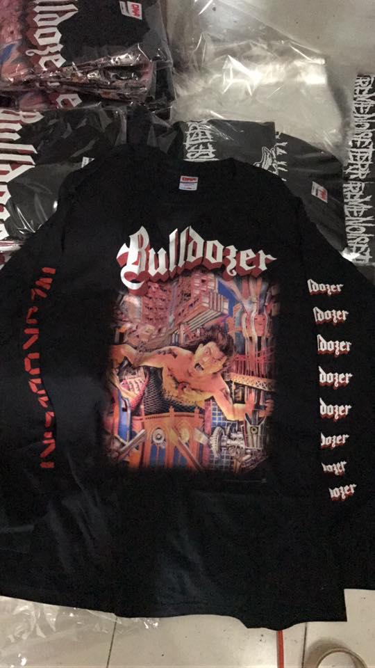Image of Bulldozer - Neurodeliri