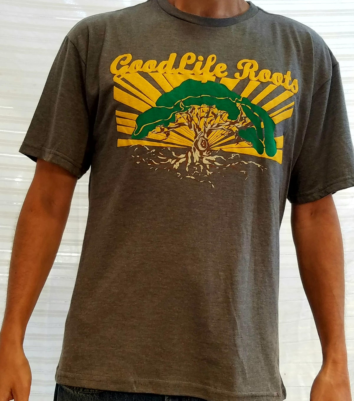 Image of Good Life Roots Tree T-Shirt