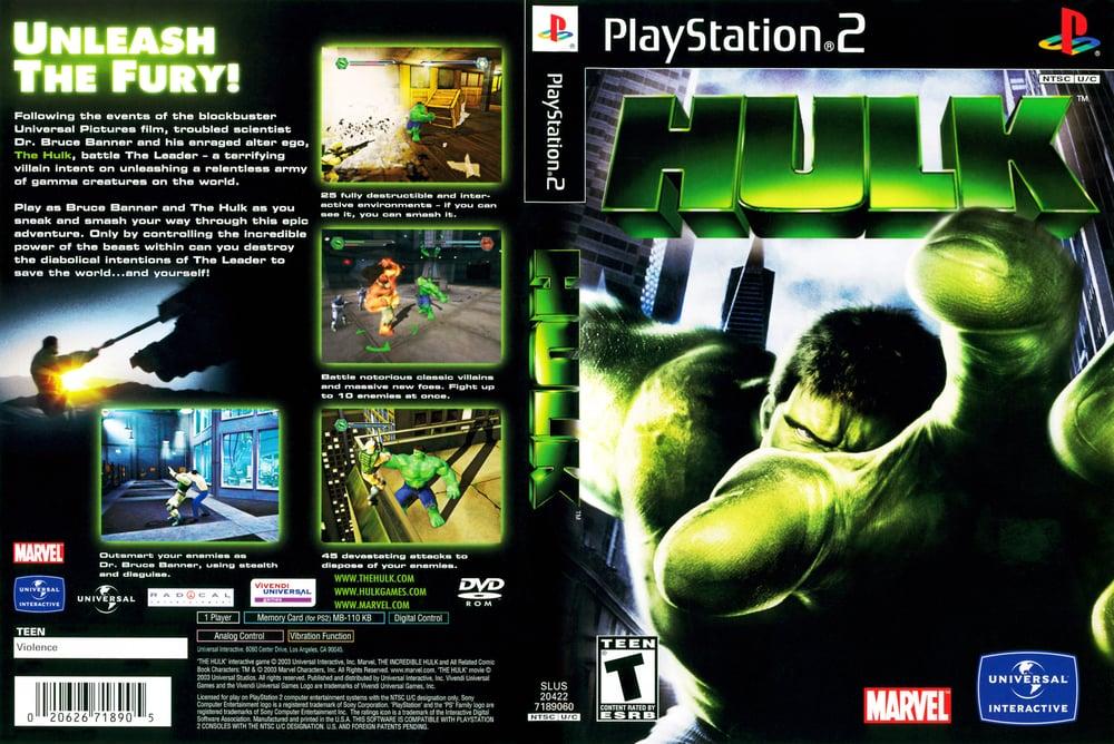 the incredible hulk game download