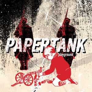 Image of Papertank - Playground CD